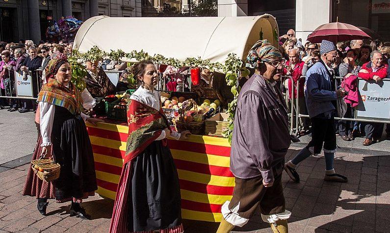 Fiestas en Otoño en Zaragoza
