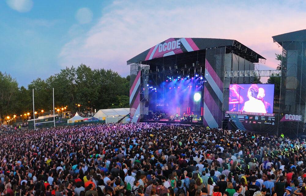 Ferias y festivales de música en Madrid