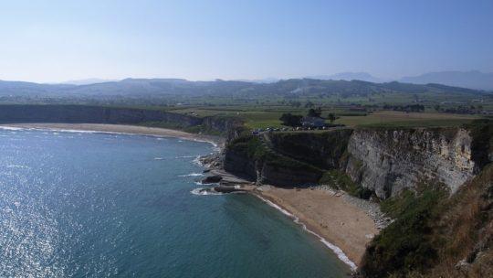 Las 5 playas indispensables de Cantabria