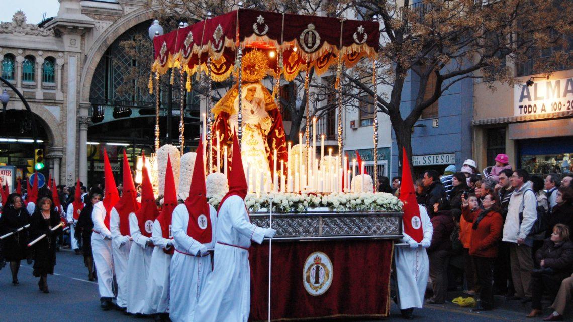 Sitios increíbles para disfrutar de la Semana Santa en España