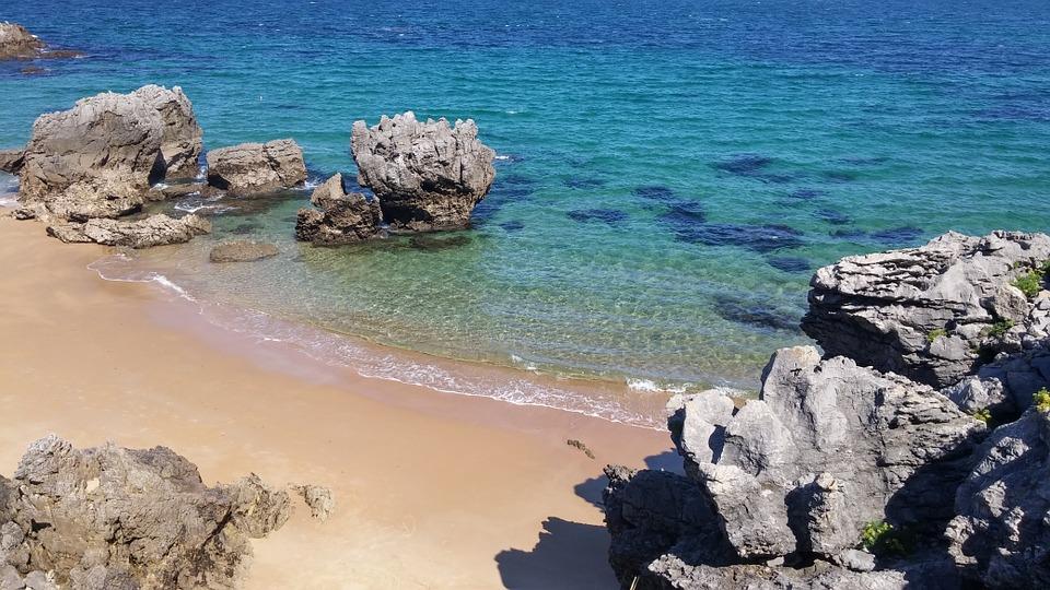 Las 5 mejores playas del Cantábrico