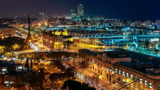 5 Restaurantes que no te puedes perder en Barcelona