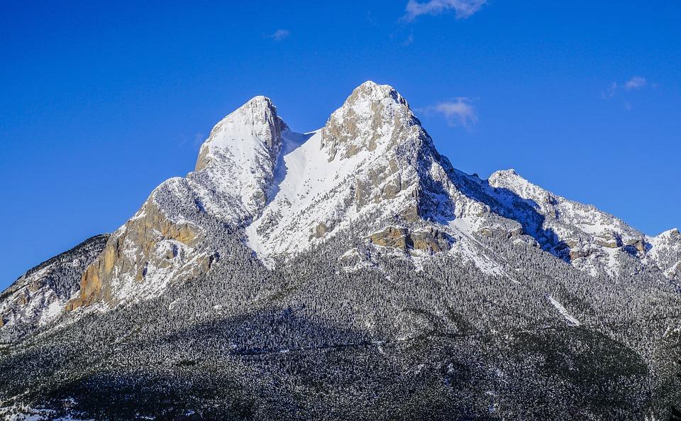 Montaña pirineo navarro