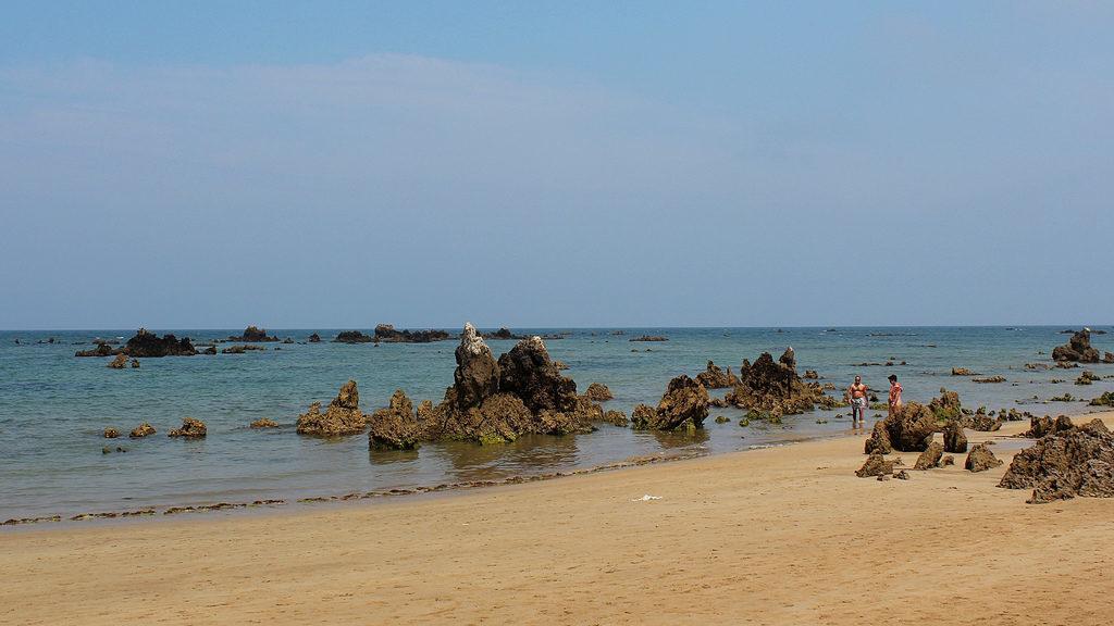 Playas de noja isla