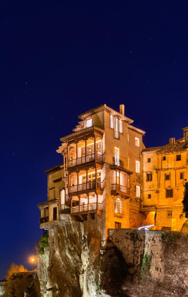 Las casas colgadas de Cuenca. Escapada de fin de semana.
