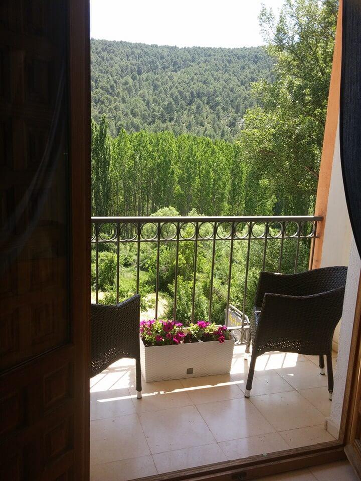 Hotel La Casa Grande. Escada de fin de semana a Cuenca