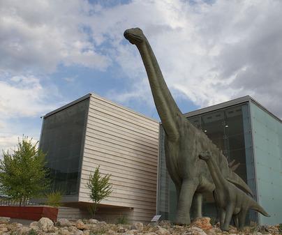 Museo Paleontológico de Castilla-La Mancha. TotalFood.