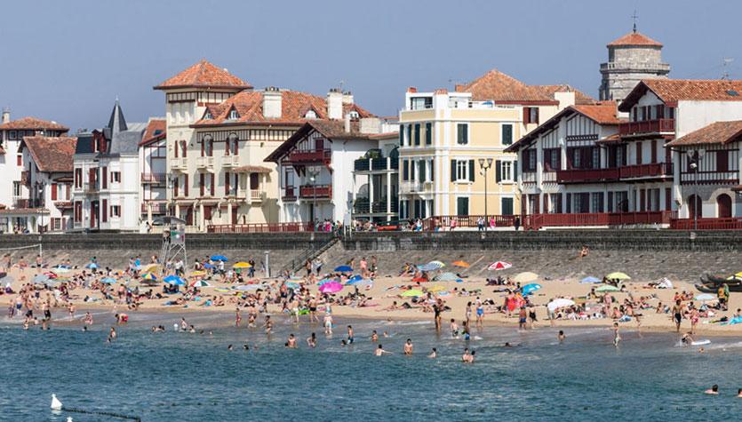 Biarritz. Ver en Gipuzkoa en un fin de semana