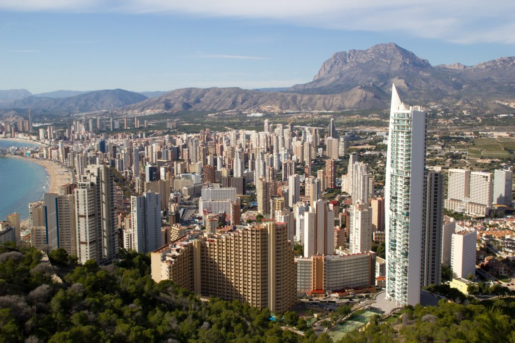 Benidorm. TotalFood.