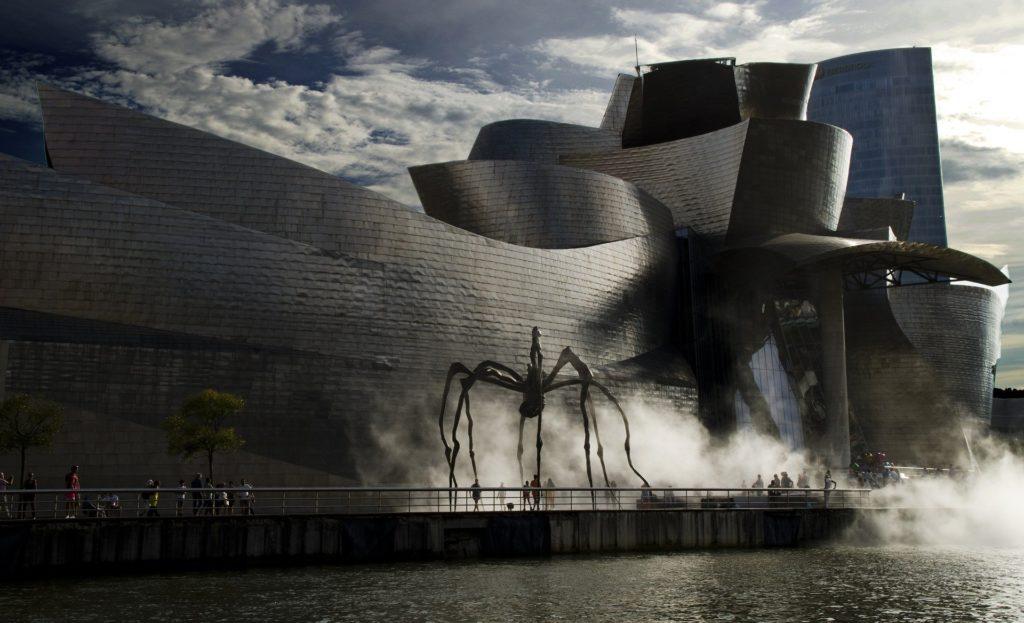 Museo Gugenheimm. 6 razones para visitar Bilbao