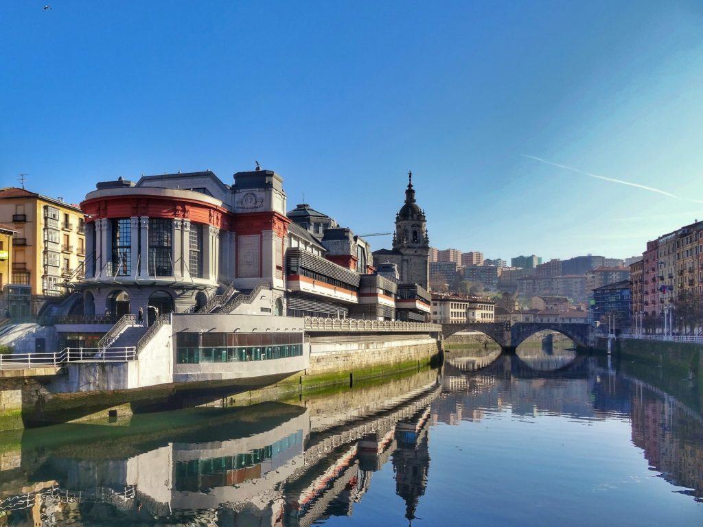 Mercado de la ribera. 6 razones para visitar Bilbao