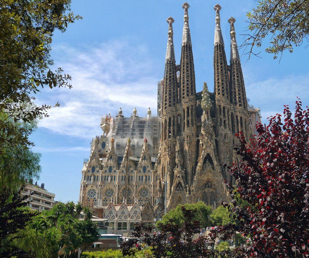 Sagrada Familia, Ofertas escapadas Semana Santa