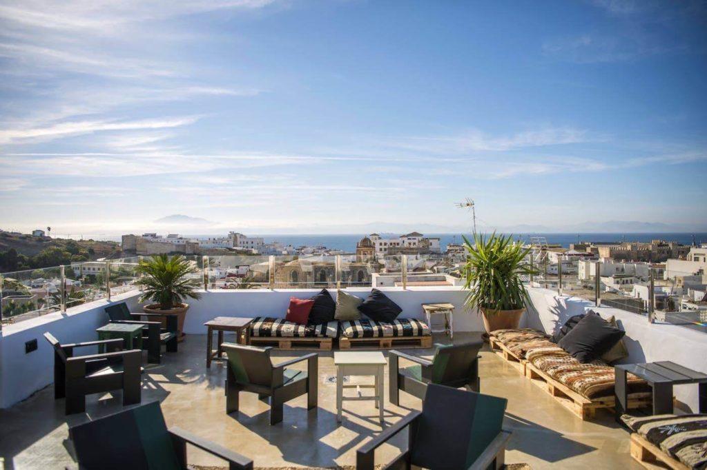 Azotea vistas hotel kook tarifa